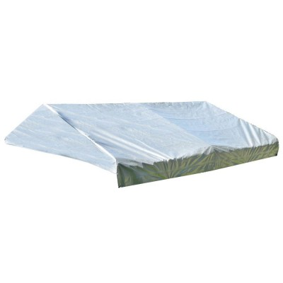 10'W x 10'L Weatherguard Dog Kennel Cover