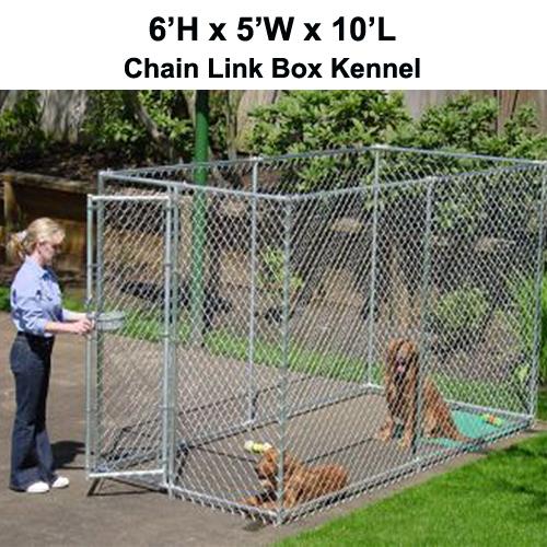 Lucky Dog Champion Dog Kennel