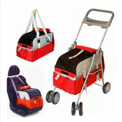 3 in 1 Pet Stroller - 2
