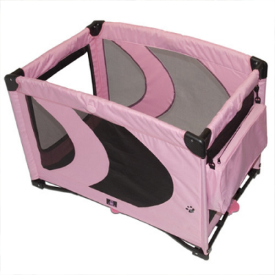 Home 'N Go Pet Pen in Pink Ice