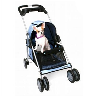 Urban Vogue Pet Stroller blue