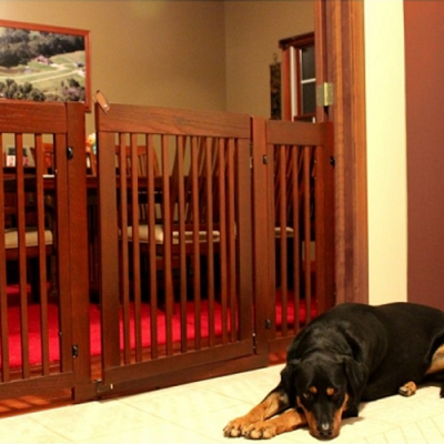 Citadel Pressure Mount Pet Gate 2