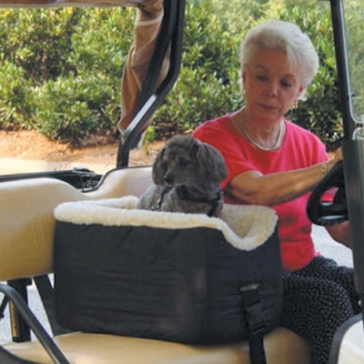 Golf Cart Lookout Pet Seat