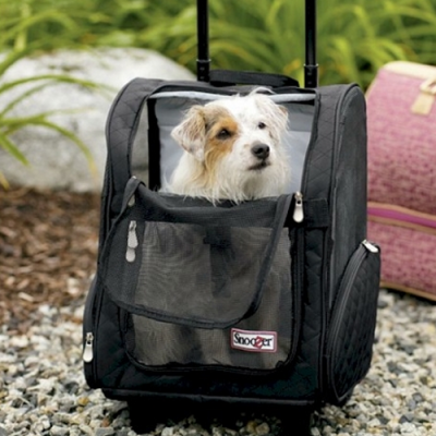 Roll Around Pet Carrier 6